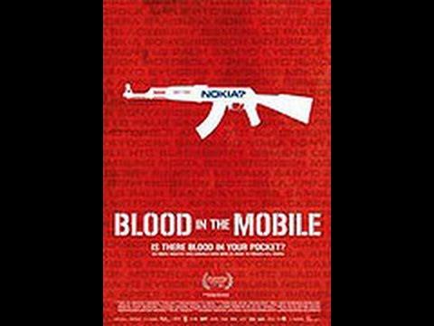 Krev v mobilech -dokument