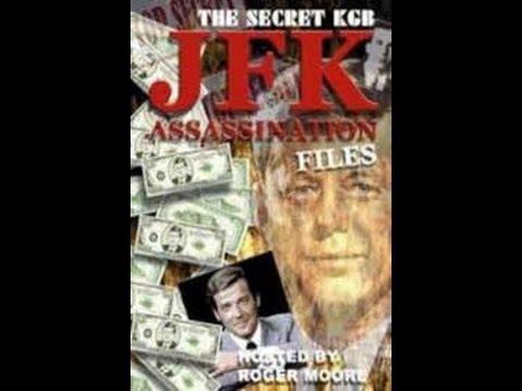 Tajné spisy KGB – Zavraždení Johna Fitzgeralda Kennedyho -dokument