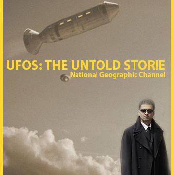 UFO v Evropě: neznámé příběhy -dokument