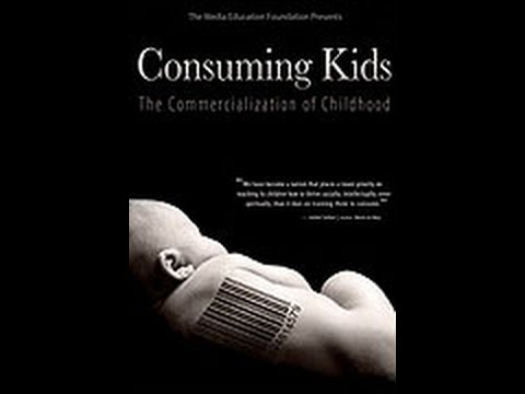 Konzumní děti aneb Komercionalizace dětství -dokument