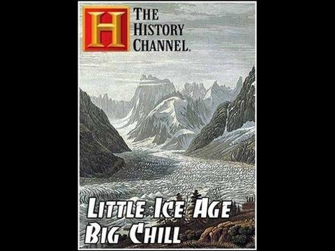 Malá doba ledová: Krutá zima -dokument