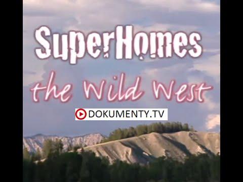 Milionářská bydlení: Divoký západ -dokument