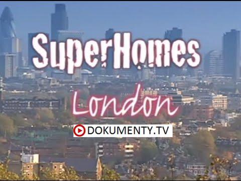 Milionářská bydlení: Londýn -dokument