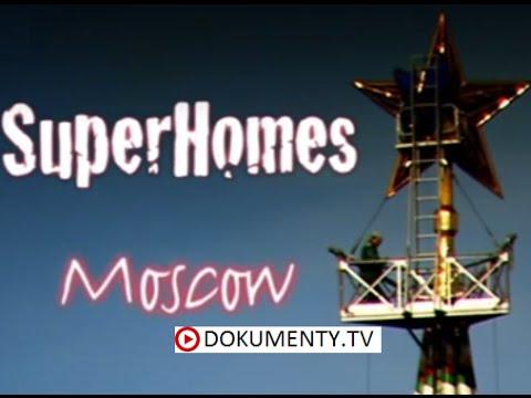 Milionářská bydlení: Moskva -dokument