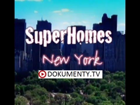 Milionářská bydlení: New York -dokument