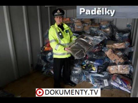 Padělky – časovaná bomba -dokument