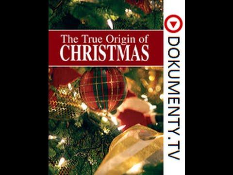 Původ a počátek Vánoc – Pôvod a počiatok Vianoc -dokument