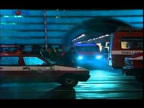Vteřiny před katastrofou – Peklo v tunelu -dokument