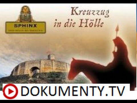 Křížová výprava do pekel – templáři -dokument