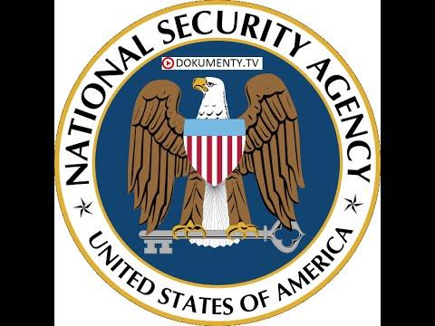 NSA – Špionážní agentura -dokument
