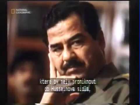 Šok a hrůza – Útok na Irák – Dopadení Saddáma Hussaina -dokument