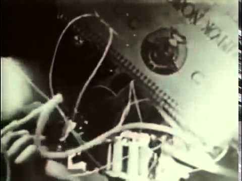 Sovětská vesmírná konspirace -dokument