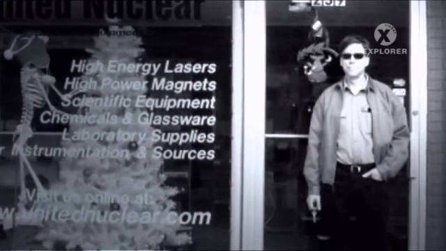 Akta UFO časť:1 – Tajná základna UFO Area 51 -dokument