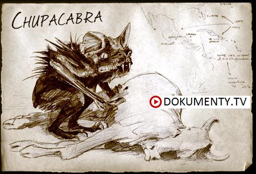Nadpřirozeno: Chupacabra -dokument