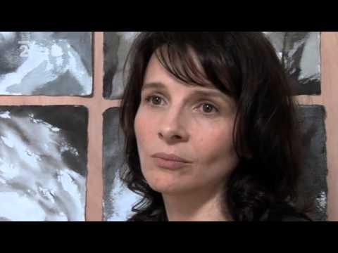 Juliette Binoche: Skicy portrétu -dokument