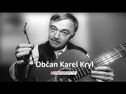 Nevyjasněná úmrtí: Občan Karel Kryl -dokument