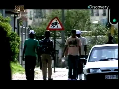 Ross Kemp: Gangy světa – Kapské Mesto -dokument