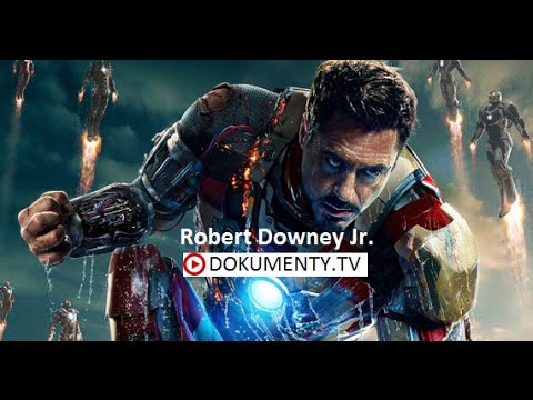 Životopisy: Robert Downey jr. -dokument