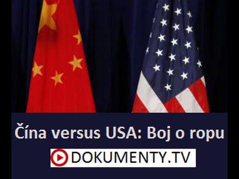 Čína versus USA: Boj o ropu -dokument