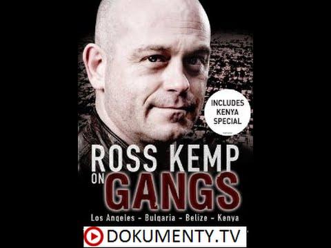 Ross Kemp: Gangy světa – Keňa -dokument