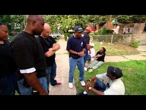 Ross Kemp: Gangy světa – Saint Louis -dokument