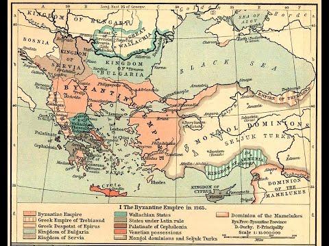 Budování říše: Byzantská říše -dokument