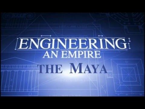 Budování říše: Mayská říše -dokument
