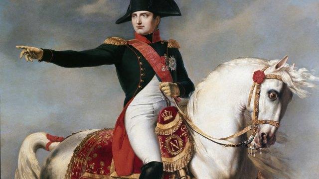 Budování říše: Napoleon -dokument