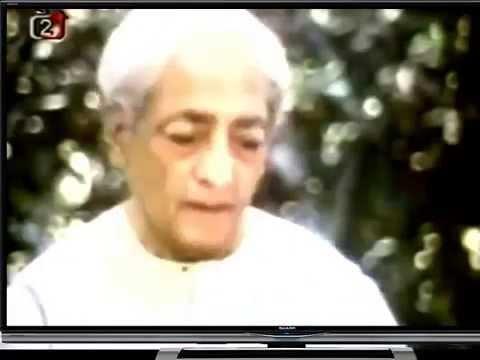 Jiddu Krišnamurtí -dokument