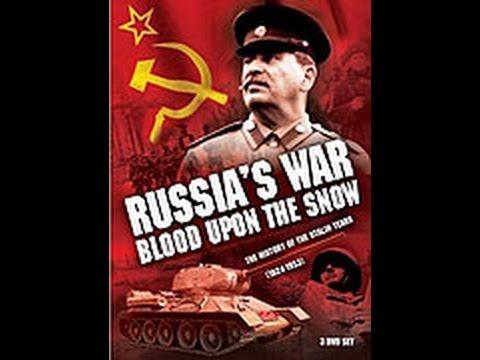 Ruska válka – krev na sněhu -dokument