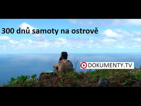 300 dnů samoty na ostrově -dokument