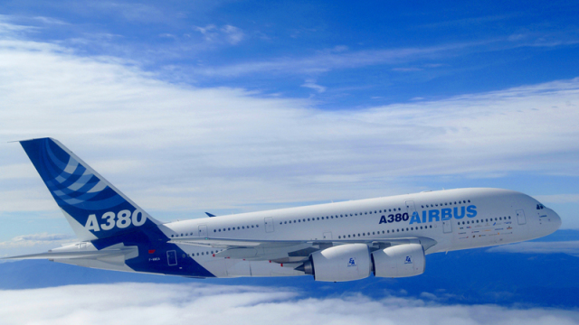 Megatovárny -Airbus A380 -dokument