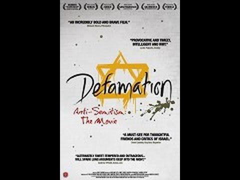 Defamation / Hanobenie /  Hashmatsa  -dokument