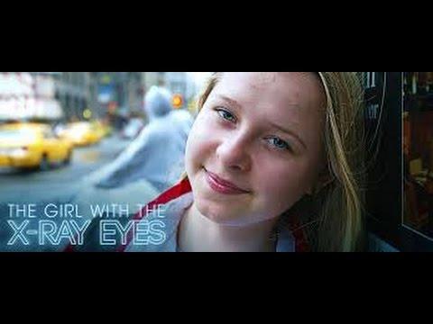 Děvče s rentgenovýma očima -dokument