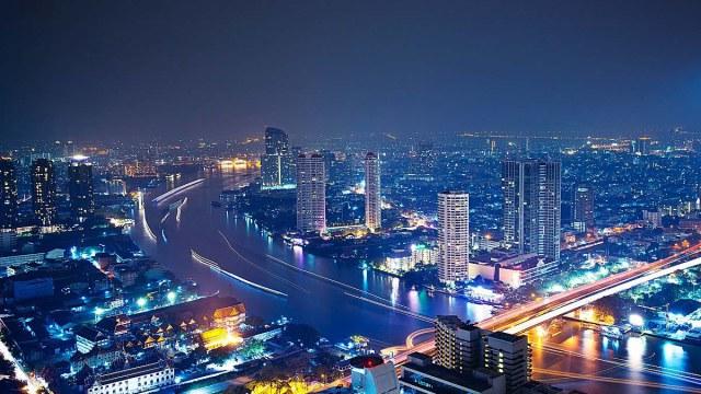 Extrémní města: Bangkok -dokument