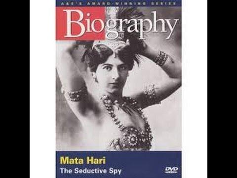 Mata Hari – svůdná vyzvědačka -dokument