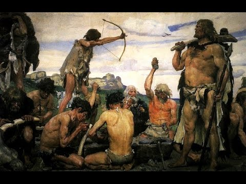 Návrat ke kořenům: Inspirace dobou kamennou -dokument