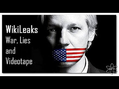 WikiLeaks: Válka, lži a video -dokument