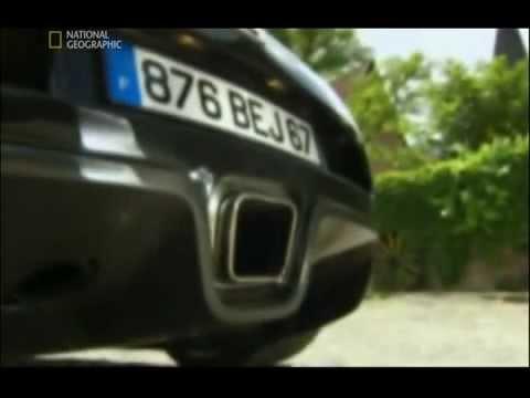 Megatovárny – Bugatti Veyron -dokument