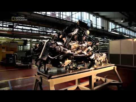 Megatovárny – Lamborghini Aventador -dokument