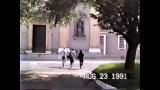 Jiří Wolf a věznice Valdice /1991/ -dokument