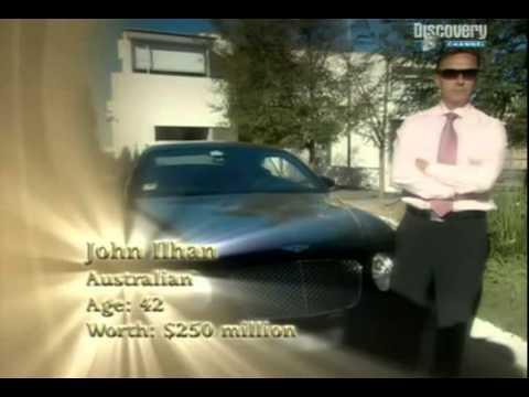 Nejbohatší lidé světa 4 -dokument