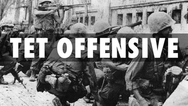 Vietnam: Ofenzíva Tet -dokument