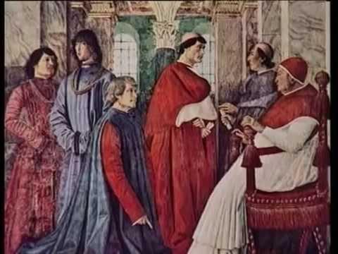 Dějiny reformace , 1-8 díl -dokument