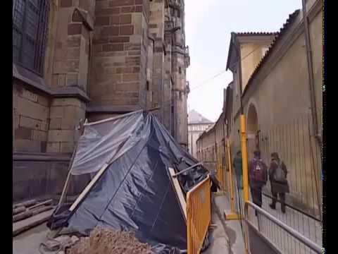 Tajemná a neznámá podzemní Praha -dokument