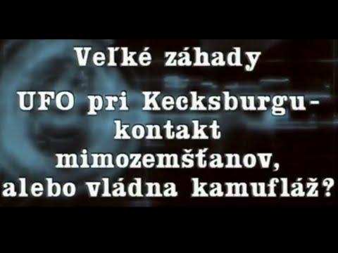 Veľké Záhady: UFO pri Kecksburgu -dokument