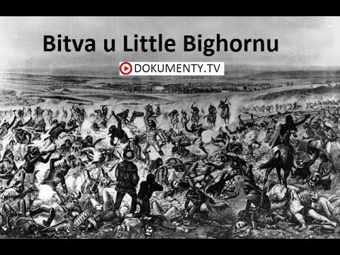 Bitva u Little Bighornu -dokument