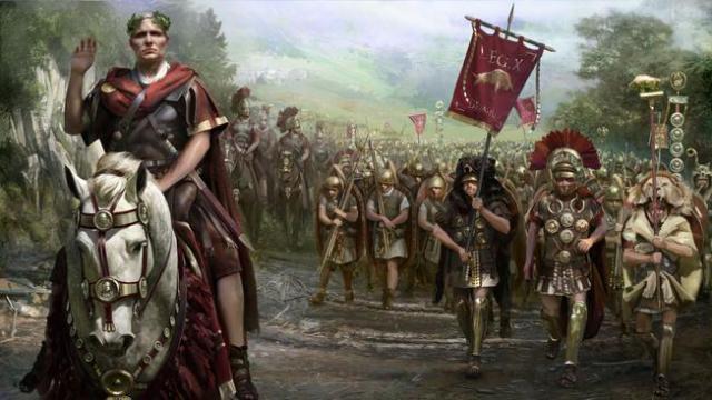Odhalený Řím (6) : Caesar -dokument