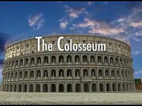Odhalený Řím (1) : Koloseum -dokument