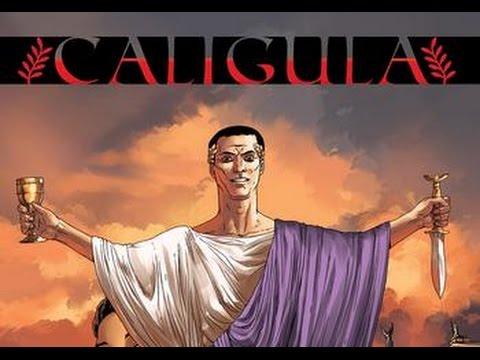 Odhalený Řím (3) : Caligula -dokument